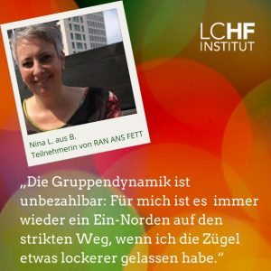 LCHF, Low Carb High Hat, Erfolge